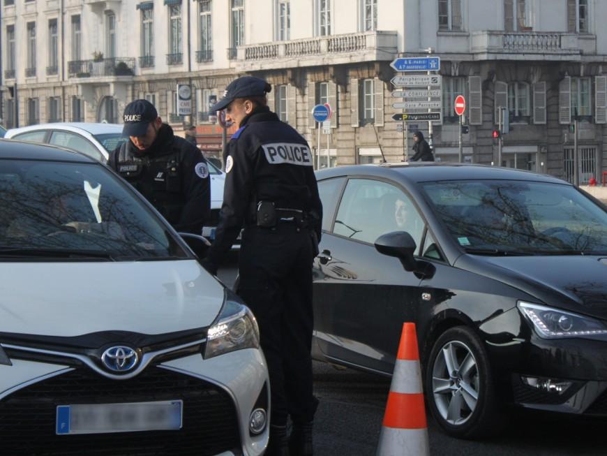 La circulation alternée à Lyon et Villeurbannecontinue ce mercredi !