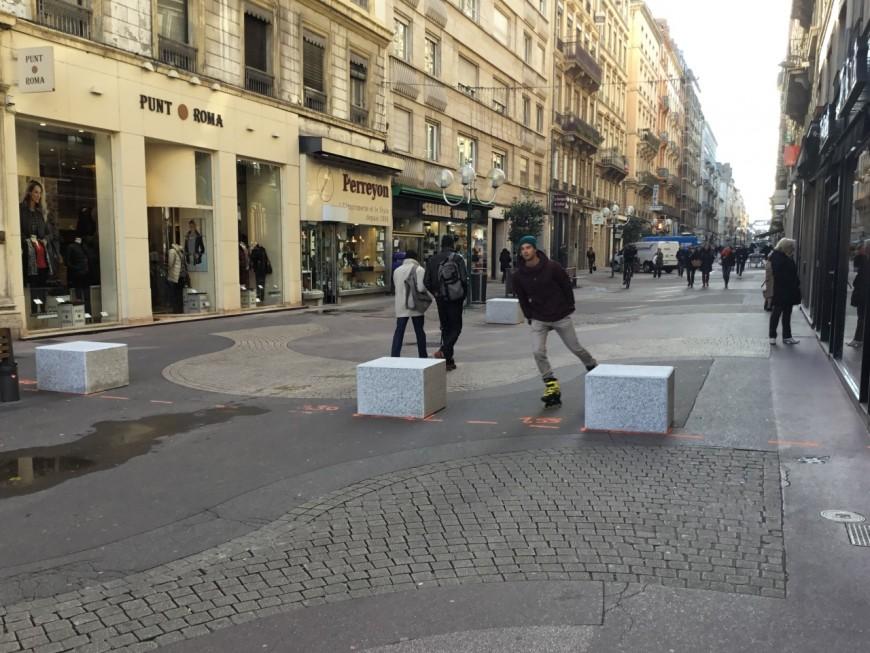 Lyon : les rues de la République et Victor-Hugo enfin protégées contre les voitures folles ?