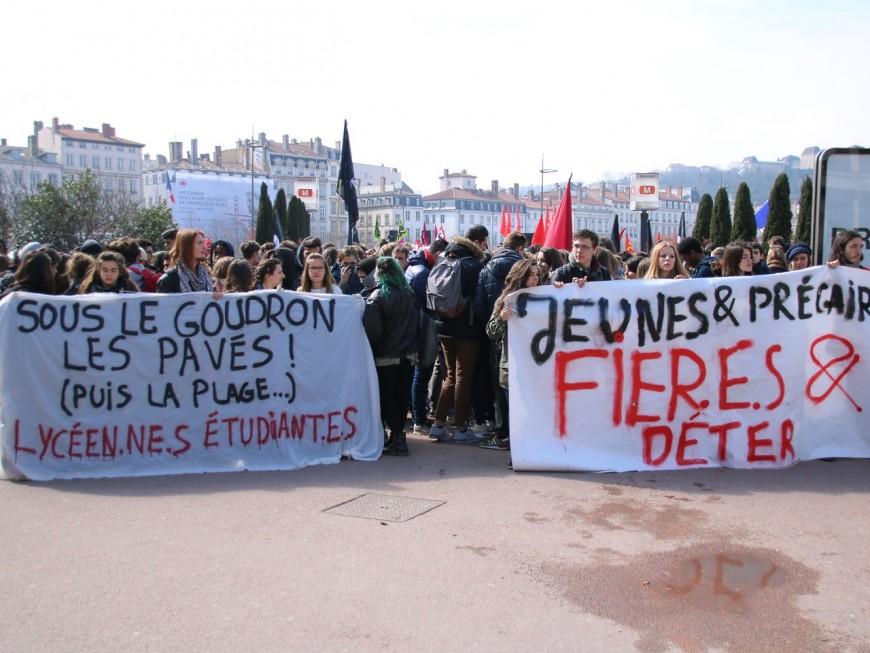 Loi Travail : le campus des quais de Lyon 2 bloqué