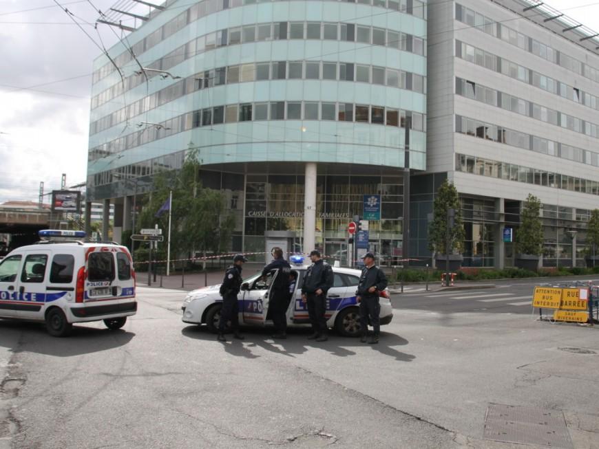 Lyon : alerte à la bombe à la CAF ce mercredi