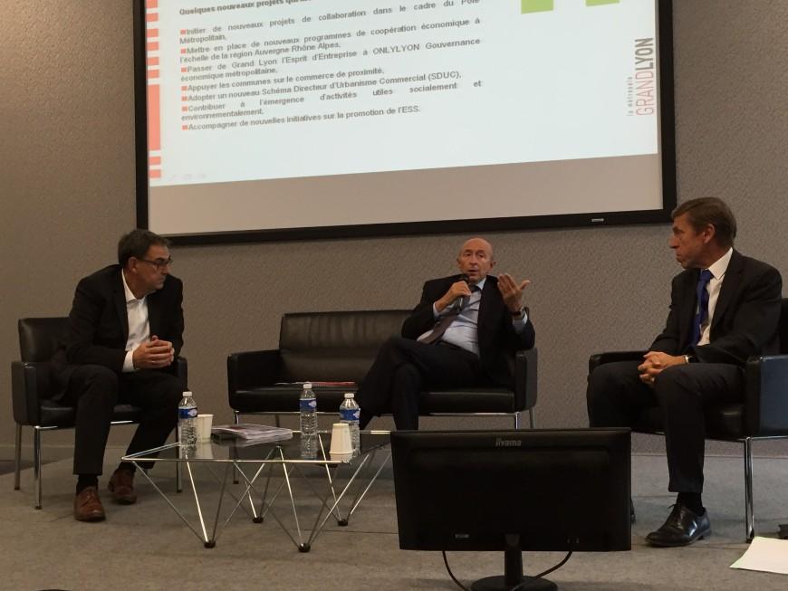 La Métropole de Lyon veut attirer 100 nouvelles entreprises par an d'ici 2021