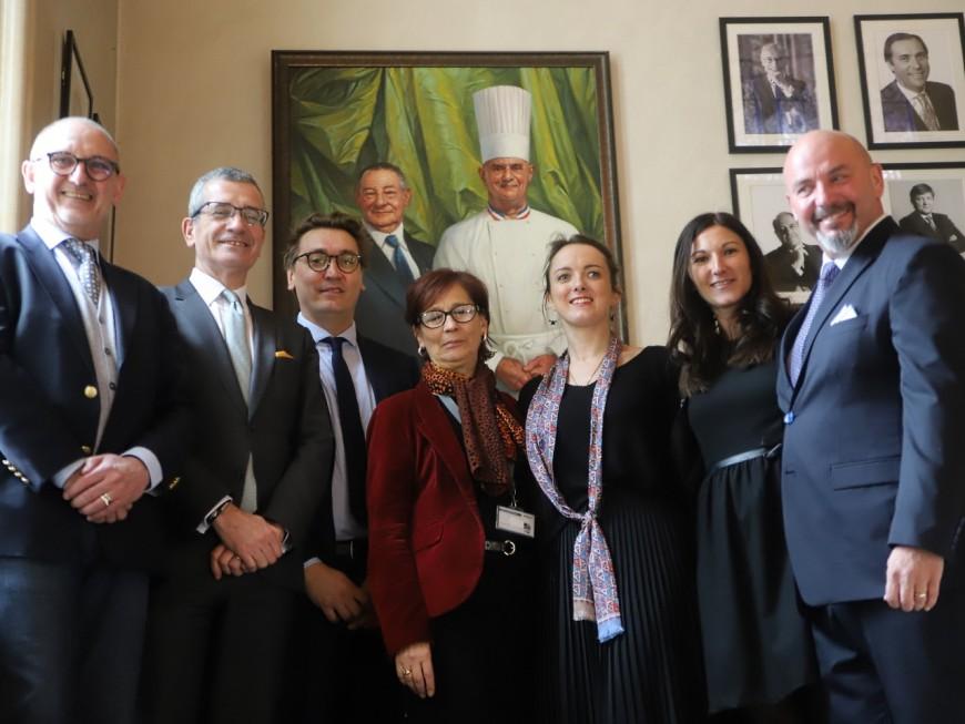 L'Institut Paul Bocuse lance un partenariat avec le Club Med