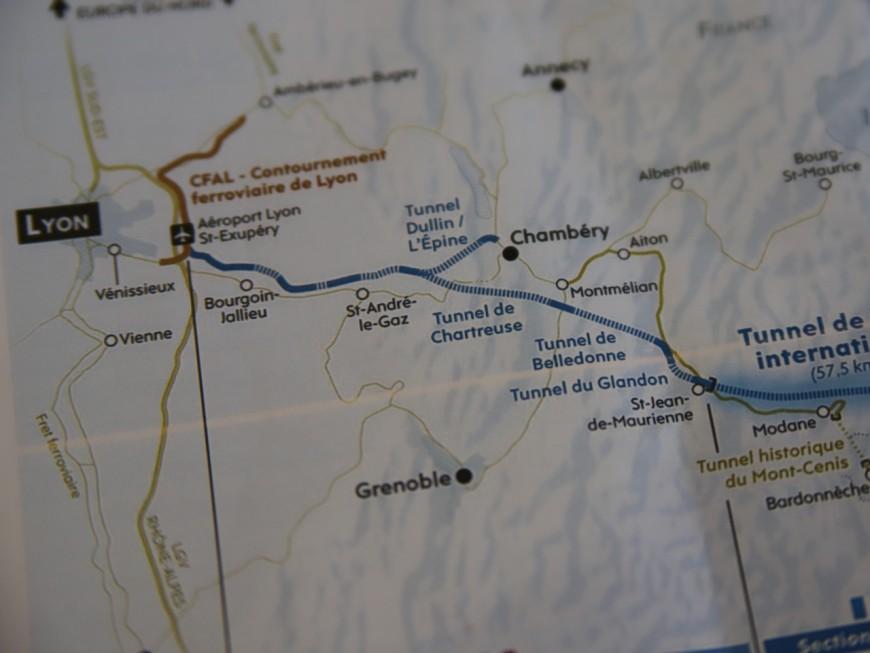 Lyon-Turin : le Conseil d'Etat rejette les demandes d'annulation de deux associations