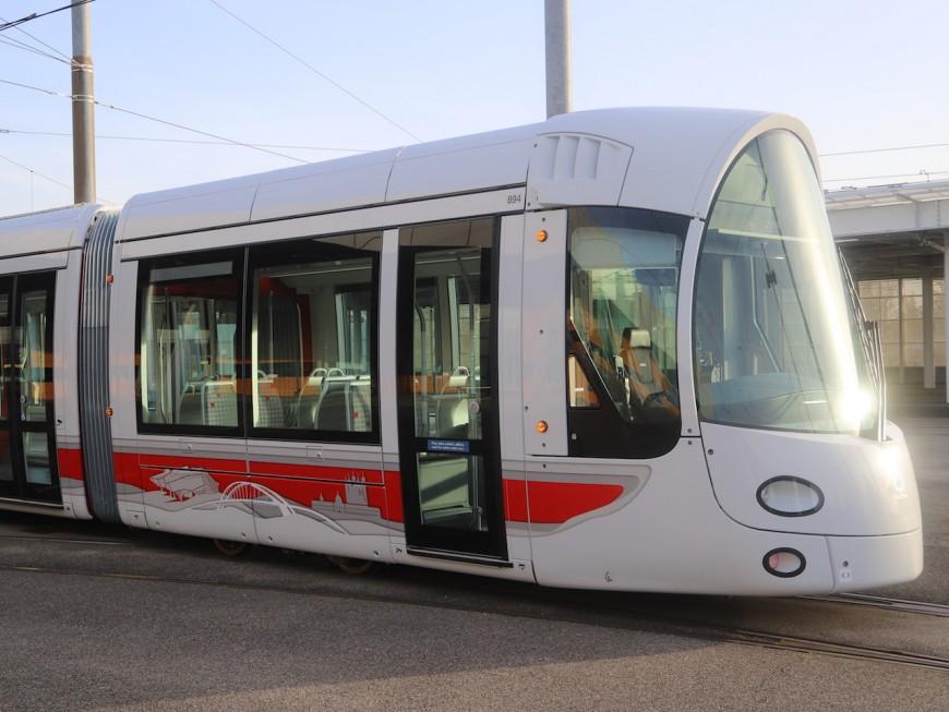 Lyon : de nouvelles rames de tramway pour plus de mobilité - VIDÉO