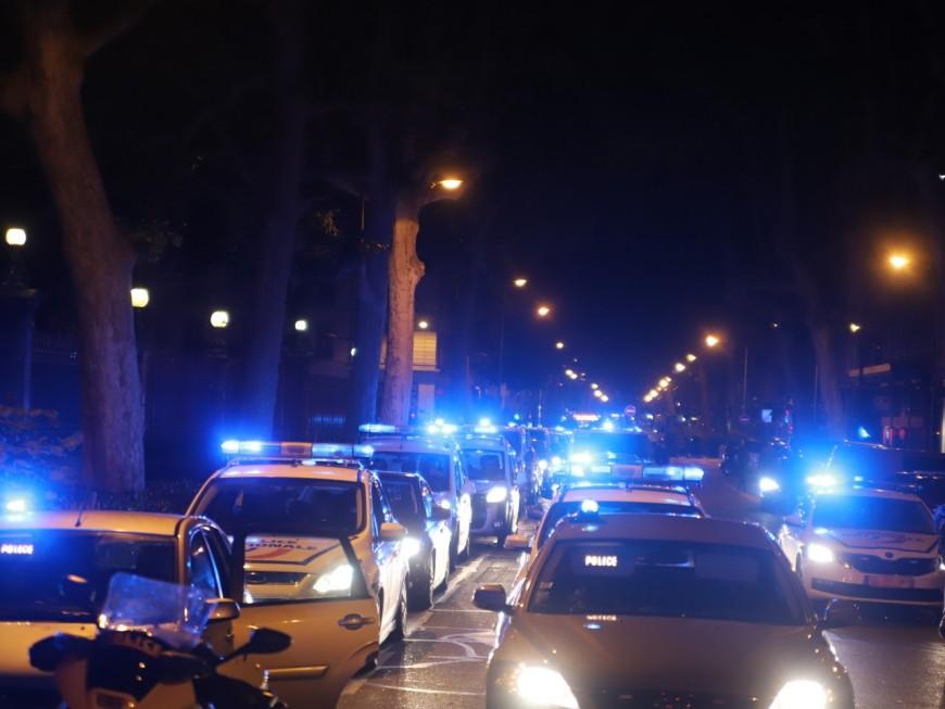 Lyon : les policiers réveillent le préfet après le passage à tabac de l'un de leurs collègues
