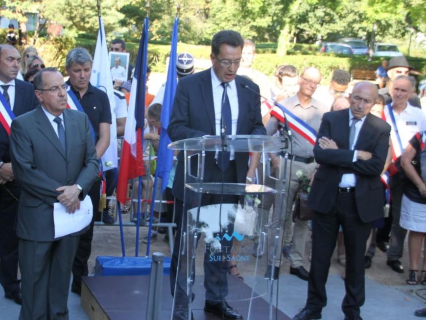 Attentat de Saint-Quentin Fallavier : Philippe Cochet veut qu'Hervé Cornara reçoive la Légion d'Honneur