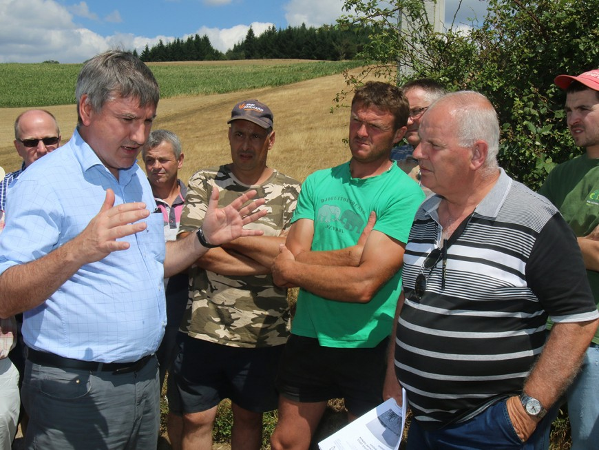 Rhône : une aide d'urgence débloquée en septembre pour les agriculteurs