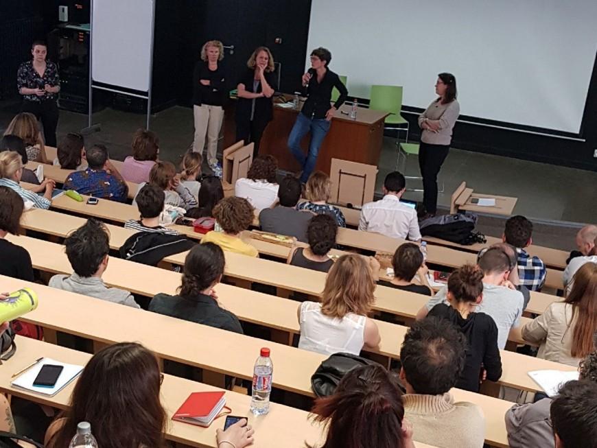Université Lyon 2 : la mise au point de la présidente face au personnel