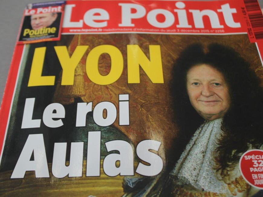 Jean-Michel Aulas adorerait être à la place de Gérard Collomb à la mairie de Lyon