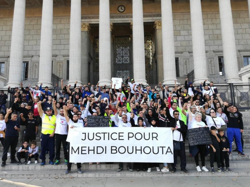 Lyon : ils réclament justice pour leur proche, tué en forçant un barrage policier