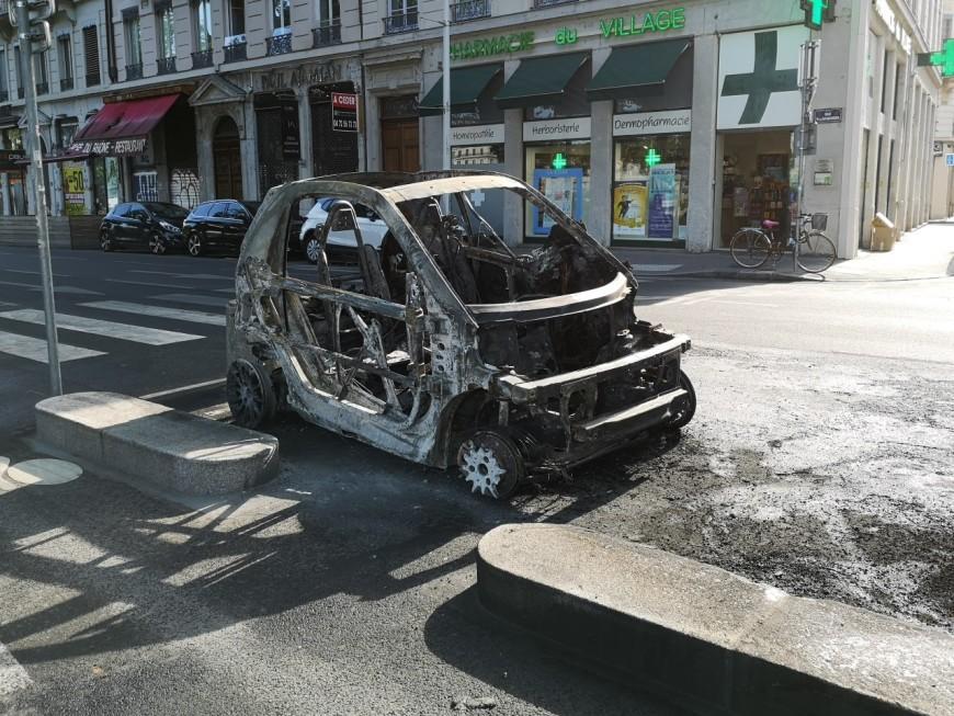 Week-end du 14 juillet : à Lyon et ses environs, les voitures ont brûlé