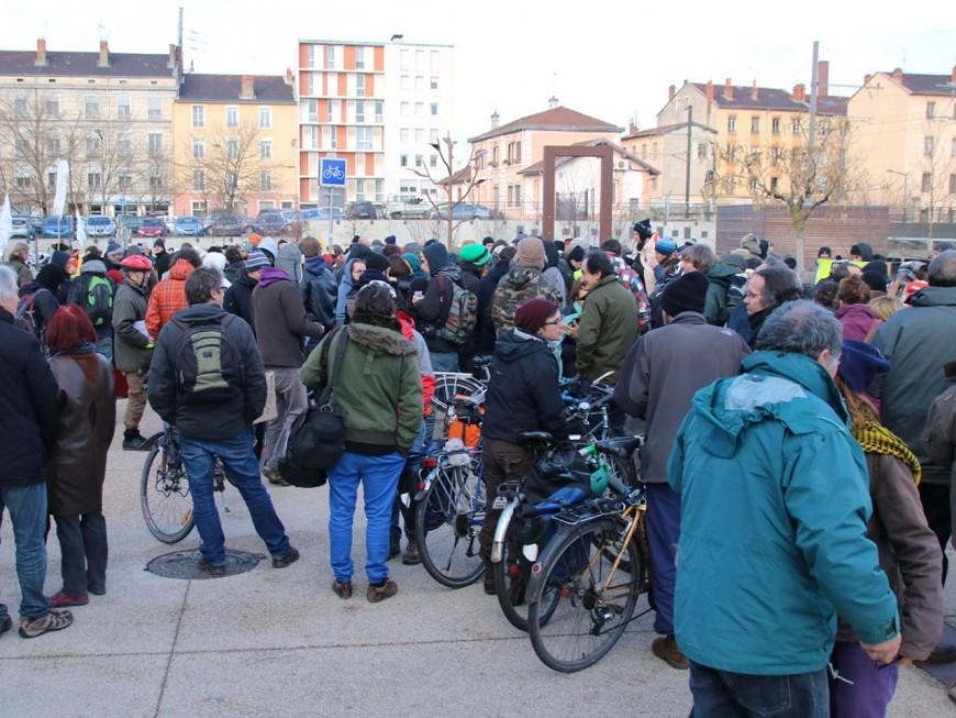 Notre-Dame-des-Landes : la station de métro Oullins fermée à cause des manifestants