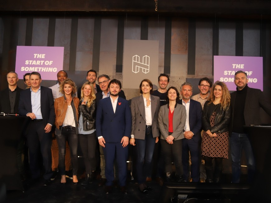 Confluence : la Halle Girard devient H7, le nouvel incubateur géant de start-up