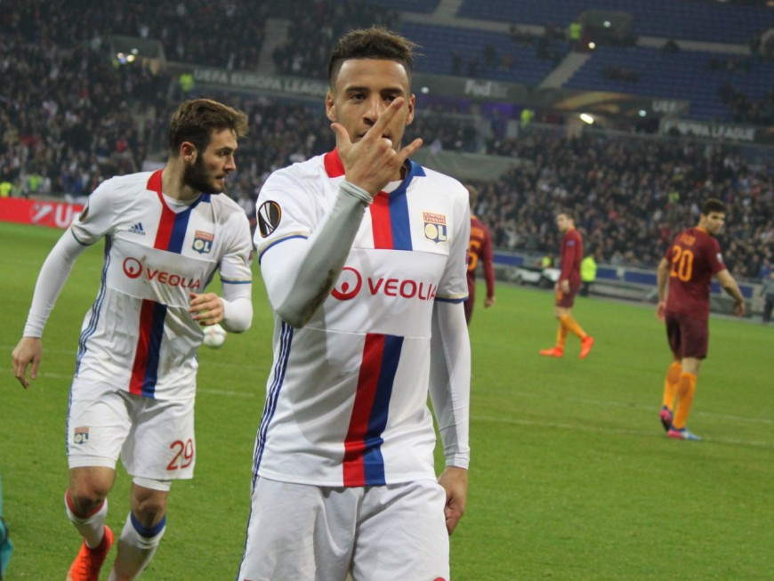 L'OL s'est arraché pour dompter la Roma (4-2)