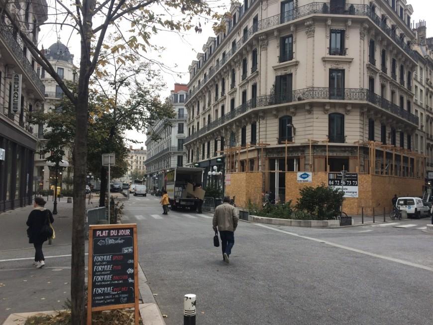 Lyon : une fête pour célébrer le renouveau du quartier Grolée