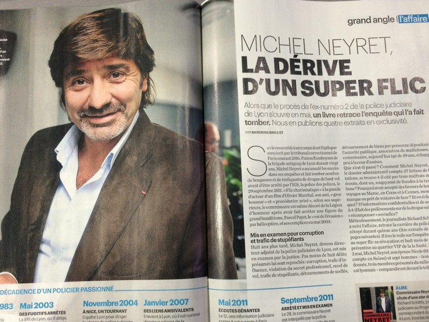 Son arrestation, ses relations : Michel Neyret dévoilé par Aujourd'hui en France Magazine