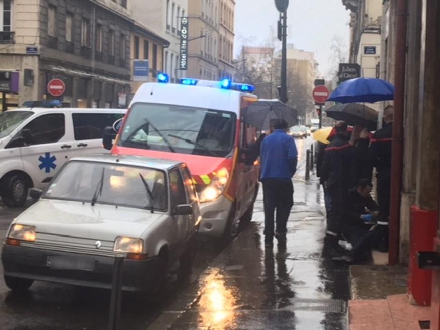 Lyon : un nouveau piéton renversé cours Vitton