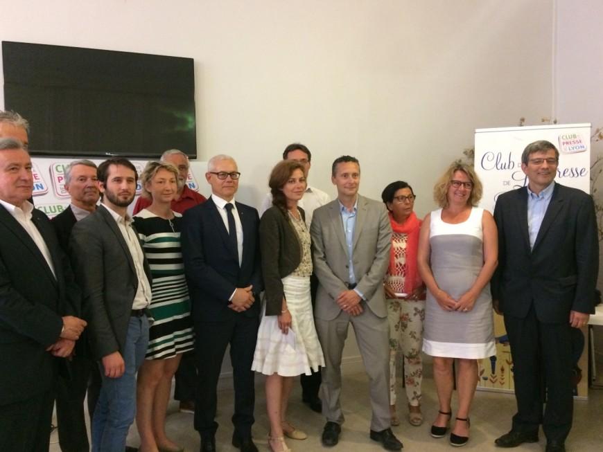 Législatives : les maires de la 5ème circonscription soutiennent Blandine Brocard, la candidate En Marche