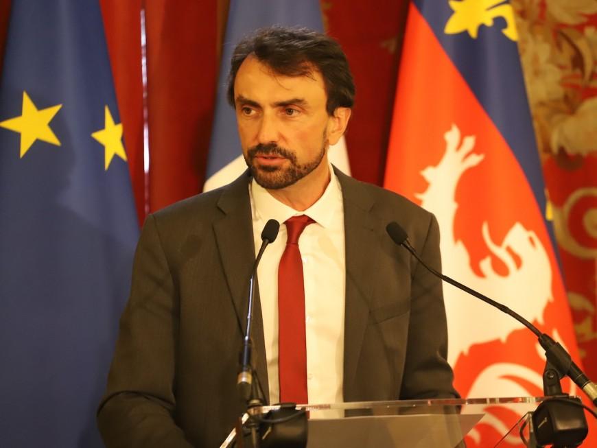 Grégory Doucet (EELV) officiellement élu maire de Lyon !