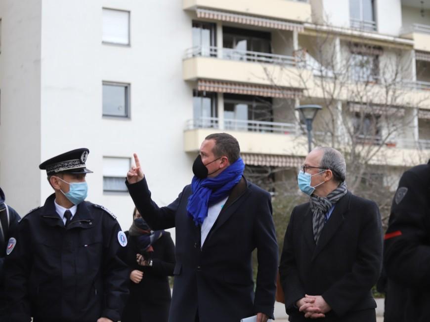 """Villeurbanne : au Tonkin, maire et préfet ont """"conscience de l'urgence à intervenir"""""""
