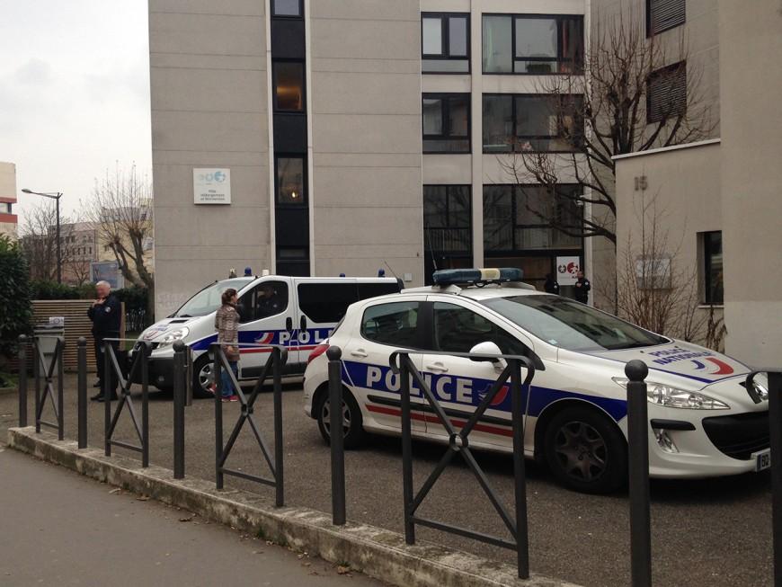 Lyon : interpellé après avoir clamé qu'il se préparait à commettre un attentat