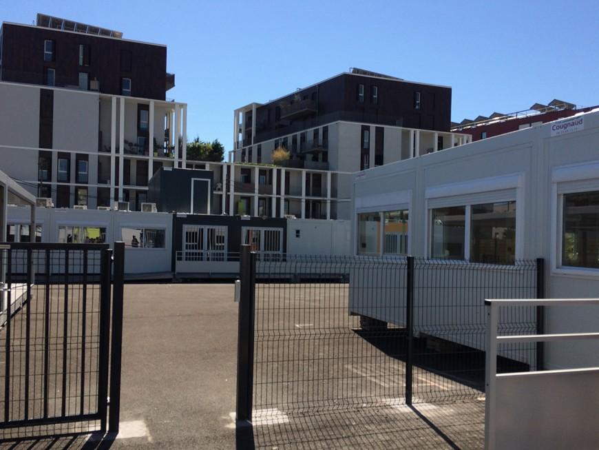 Lyon : une première école en préfabriqué qui en appelle d'autres ?