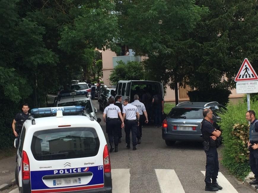 Colis piégé à Lyon : l'ADN retrouvé est celui du suspect arrêté