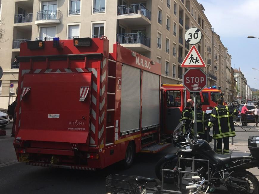 Lyon : la rue Bossuet fermée après une fuite de gaz
