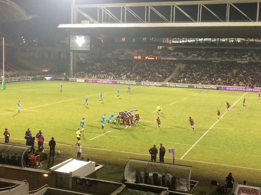 Et Gerland retrouva sa voix grâce au LOU Rugby