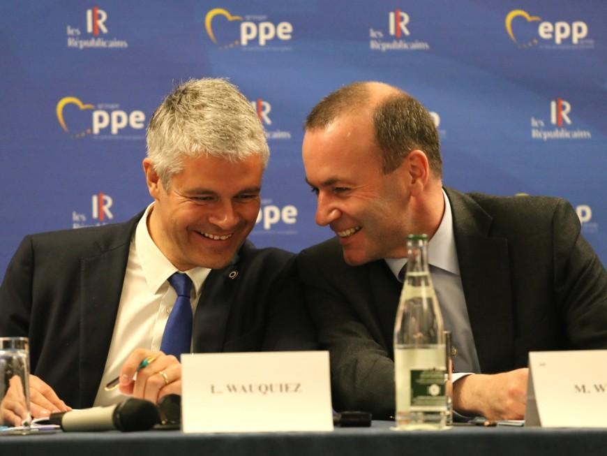 Pour rassurer le PPE, Wauquiez se met à l'allemand et masque son euroscepticisme