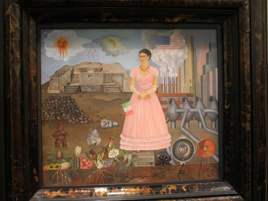 L'oeuvre phare de Frida Kahlo va quitter le musée des Beaux-Arts de Lyon
