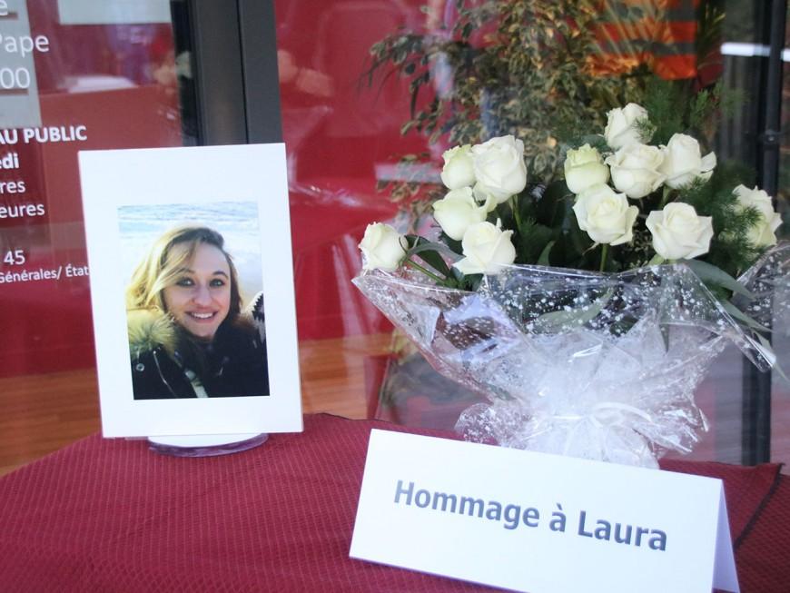 Attentat de Marseille : 1200 personnes ont rendu hommage à Laura à Rillieux