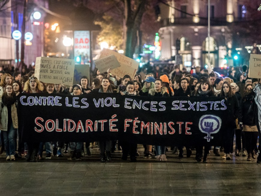 Lyon : 300 personnes réunies pour obtenir des garanties sur le harcèlement sexuel