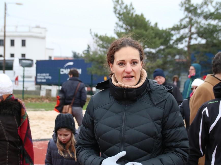 "Piste Mélina Robert-Michon : ""Faire de Gerland un grand pôle sportif"""