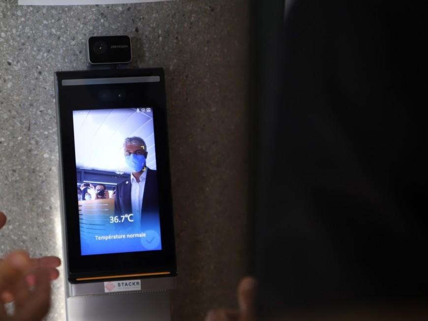 Près de Lyon : les premières caméras thermiques installées par la Région pour la rentrée des lycées