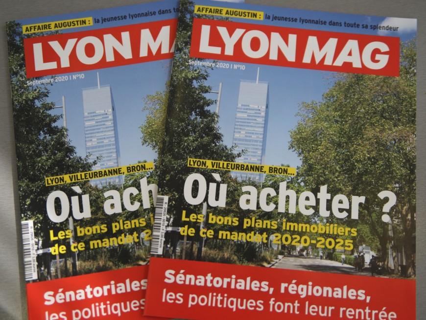 Les bons plans immobiliers du mandat en Une de LyonMag !