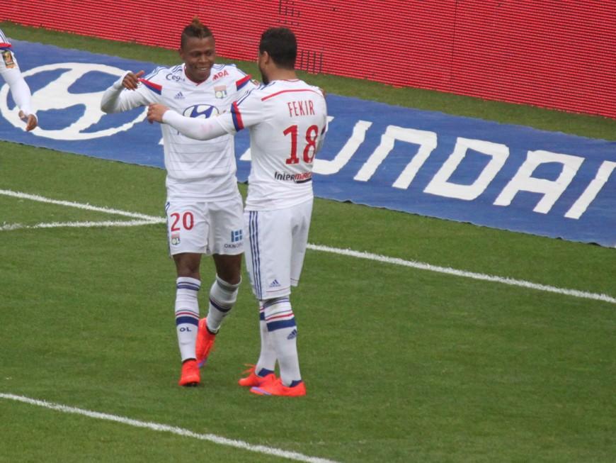 L'OL remporte son dernier match de la saison face à Rennes (1-0) - VIDEO