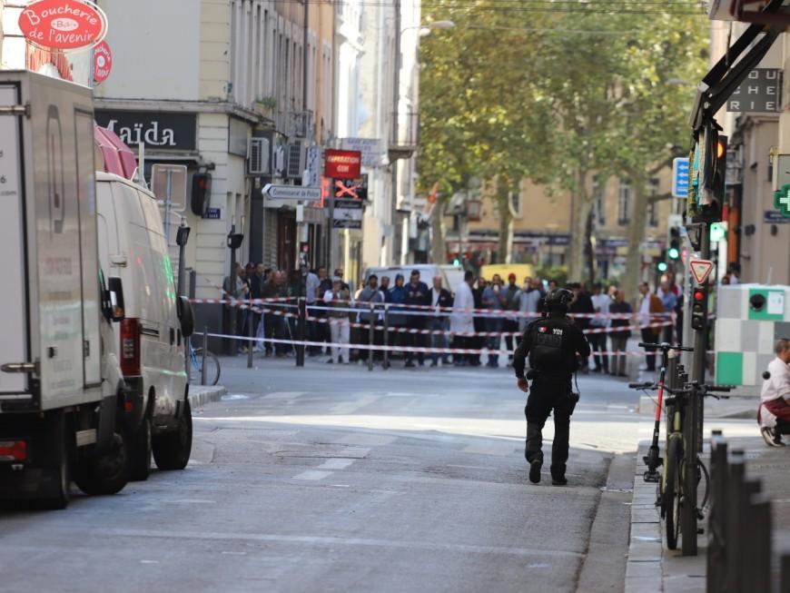 Lyon : le tireur de la Guillotière écroué