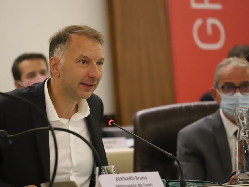 """Bruno Bernard élu président du Sytral : """"Jusqu'à 3 milliards d'euros d'investissements pour ce mandat"""""""