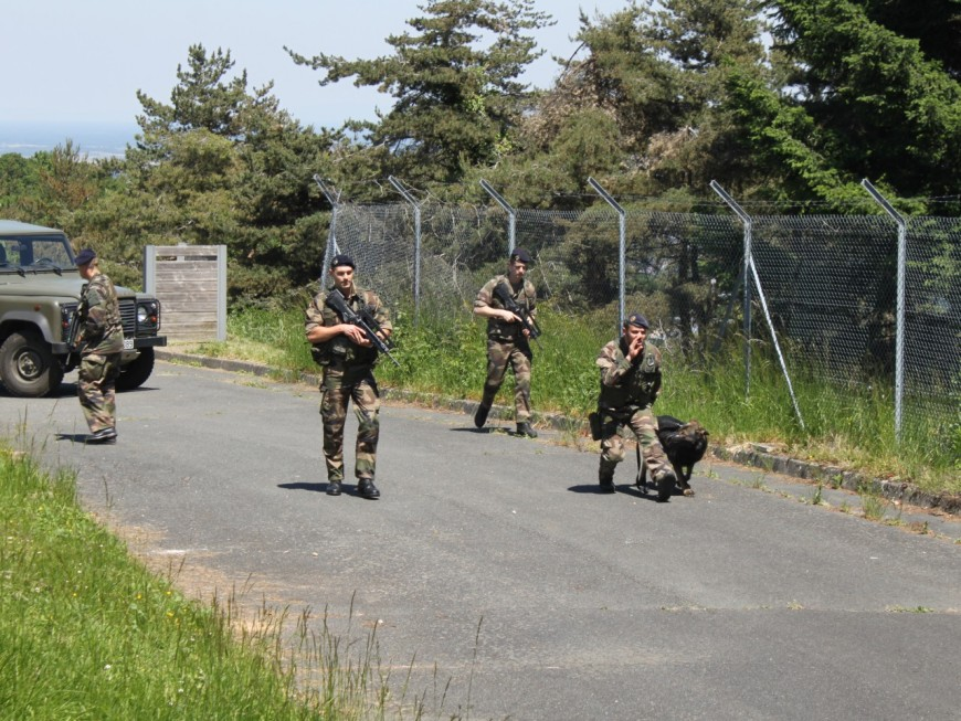 Pour favoriser le recrutement, la base militaire du Mont-Verdun se dévoile