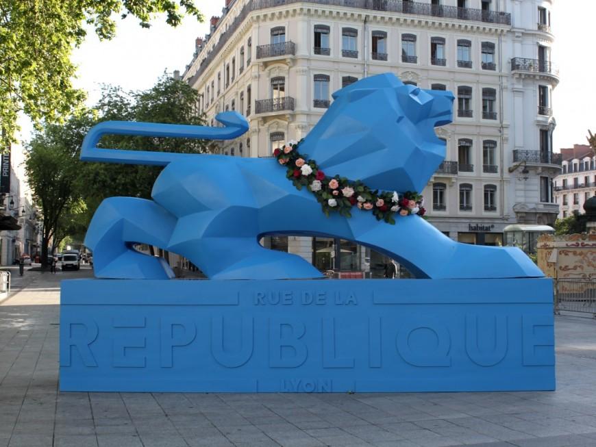 Lyon : la rue de la République devient une marque et va changer de visage