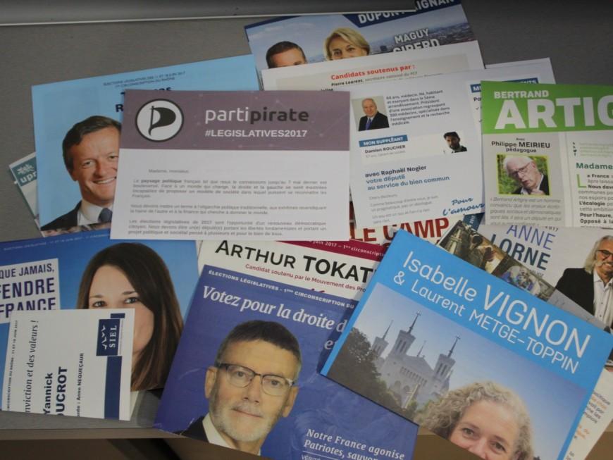 Ses professions de foi n'avaient pas été distribuées : un candidat fait condamner la préfecture du Rhône
