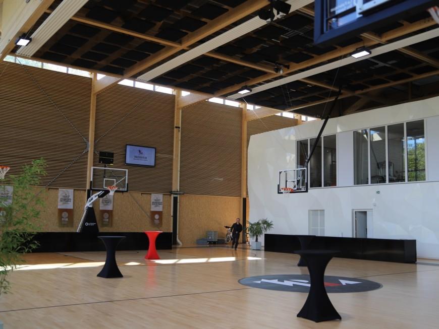 """Tony Parker Adéquat Academy à Lyon :  trouver """"les champions et les patrons de demain"""""""
