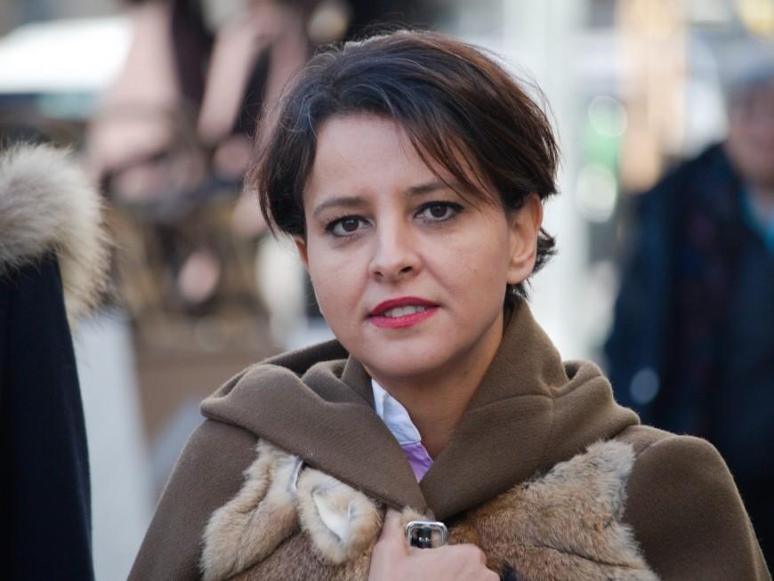 Municipales à Lyon : Najat Vallaud-Belkacem rejoint Sandrine Runel pour parler éducation
