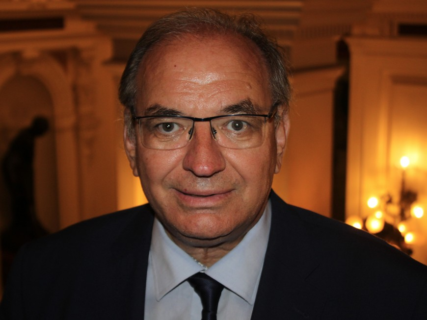 Législatives : Bernard Perrut (LR) conserve son siège dans la 9e circonscription (officiel)