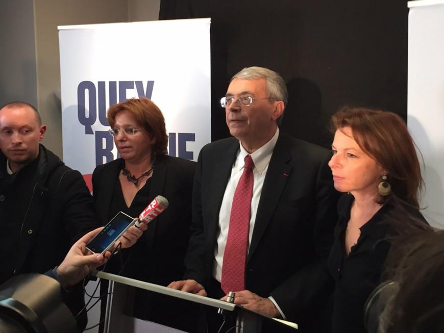 Régionales 2015 : l'Ardèche fait confiance à Queyranne