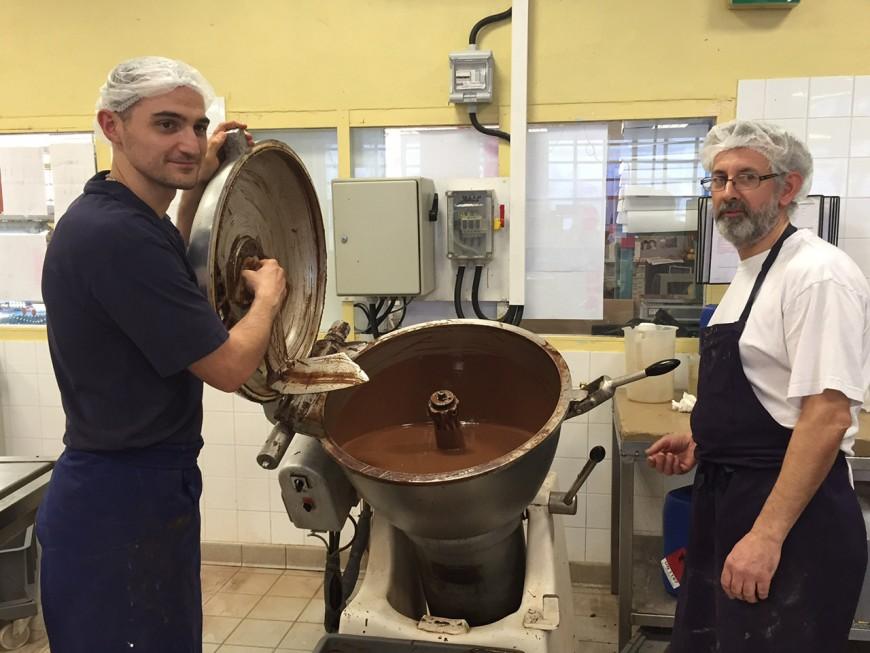 """Chocolaterie Voisin : """"Noël est la plus belle période pour les amateurs de chocolats"""""""