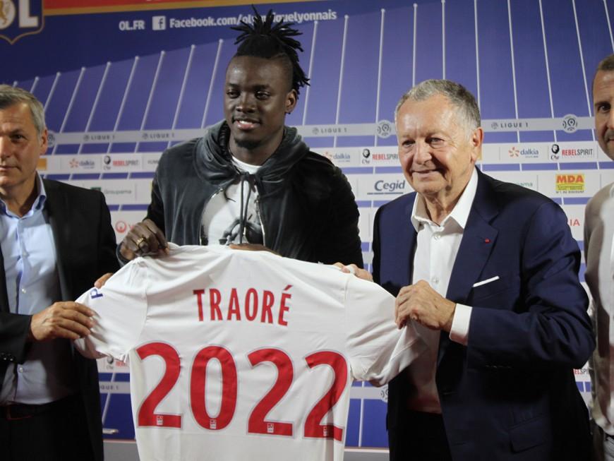 Bertrand Traoré à l'OL : l'objectif n°1 du club enfin recruté