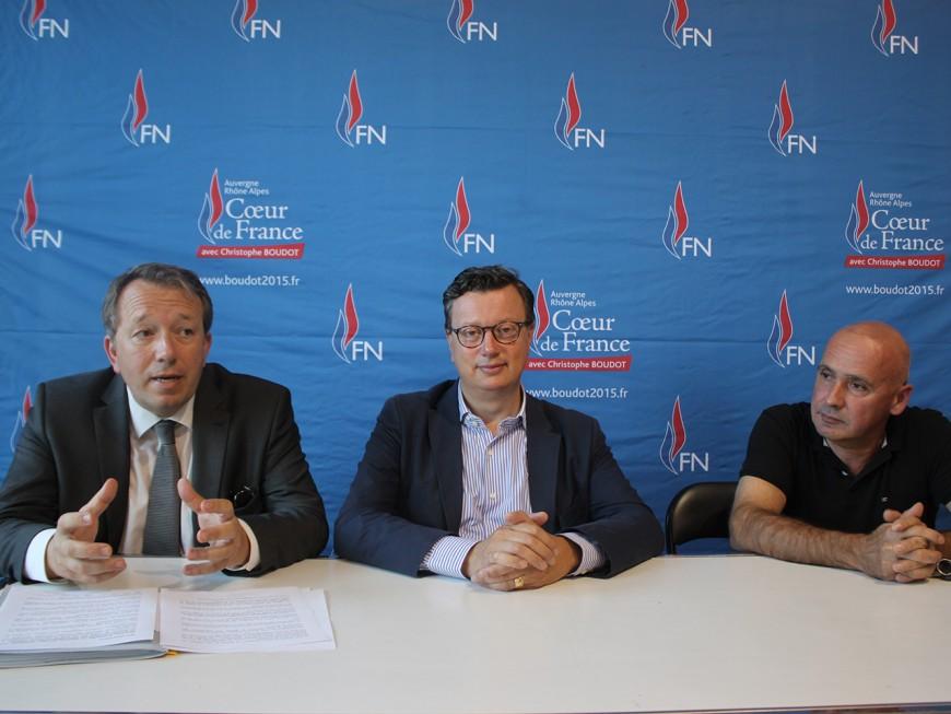 Régionales 2015 : Boudot (FN) veut tripler le budget agriculture d'Auvergne Rhône-Alpes