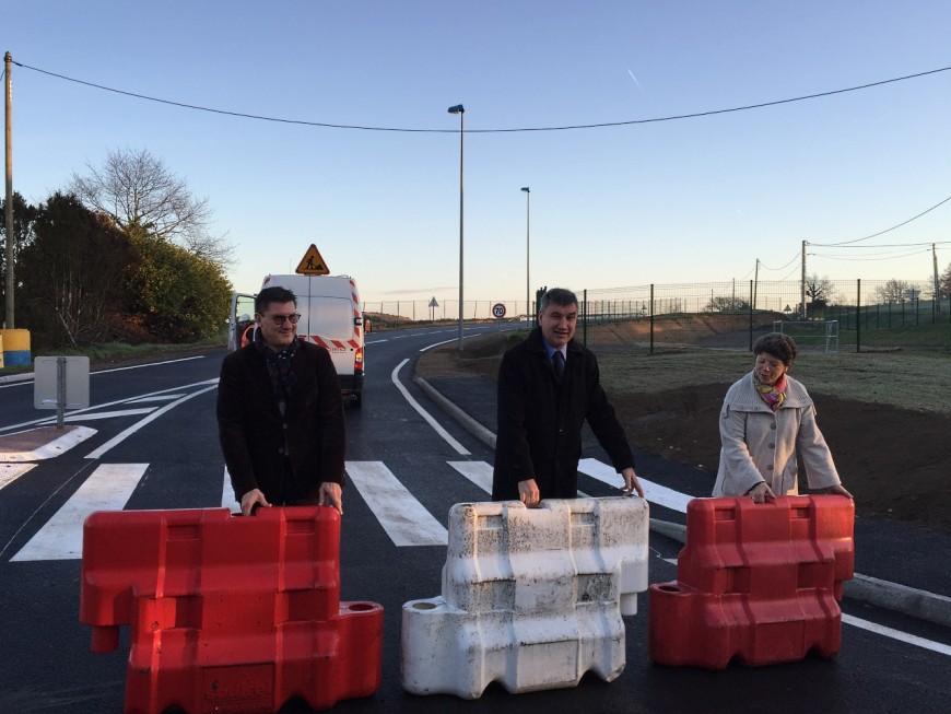 Rhône : la déviation de la RD30e à Messimy inaugurée ce jeudi